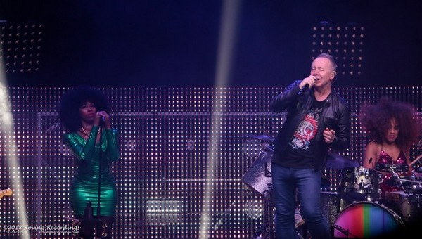 Simple Minds @ The Orpheum Boston